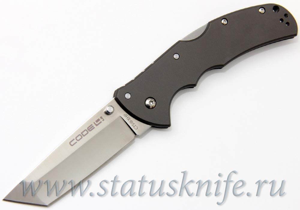 Нож Cold Steel Code 4 Tanto CS58TPCT