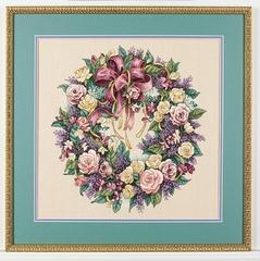 DIMENSIONS Венок из роз (Wreath of Roses)