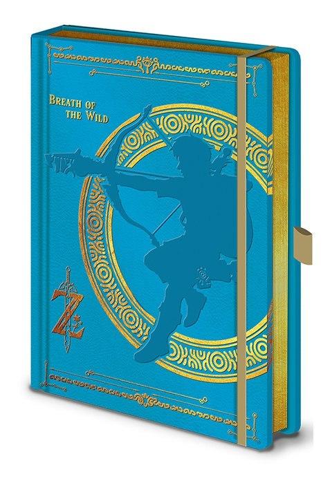 Записная книжка The Legend Of Zelda (Breath Of The Wild)