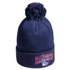 Шапка NHL New York Rangers
