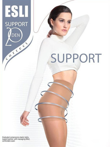 Колготки Support 20 Esli