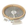 Электроконфорка для стеклокерамической поверхности (конфорка для стеклокерамики) Beko / Hansa / Indesit D=165(145)мм, 1200W