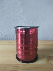 11S Лента металл Италия Burgundy (Бордовая), 0,5х250ярд