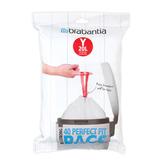 Пакет пластиковый 20 л 40 шт, артикул 116865, производитель - Brabantia