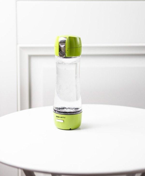 ENHEL Bottle - Портативный аппарат для получения воды обогащенной водородом