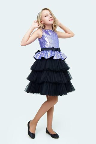 Платье детское + болеро (артикул 2Н114-5)