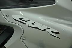 Набор наклеек Honda CBR 600  F4i, наклейки на мотоцикл.