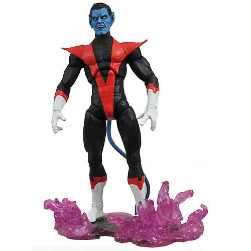 Марвел Селект фигурка Курт Вагнер Ночной Змей — Marvel Select Nightcrawler