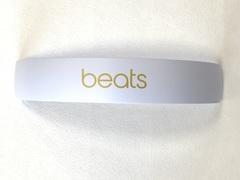Дуга к наушникам Beats Studio 3.0, Studio Wireless (Белый, золотые буквы)