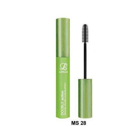 Лавелль Тушь MS-28 Double Action Mascara Volume and Curling Effect объем+подкручивание