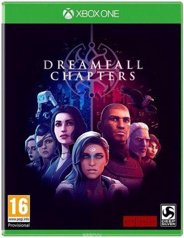 Xbox One Dreamfall Chapters (английская версия)