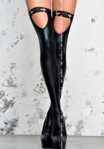 Чулки госпожи кожаные (Me Seduce)