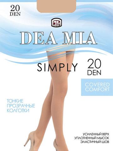Колготки Simply 20 Dea Mia