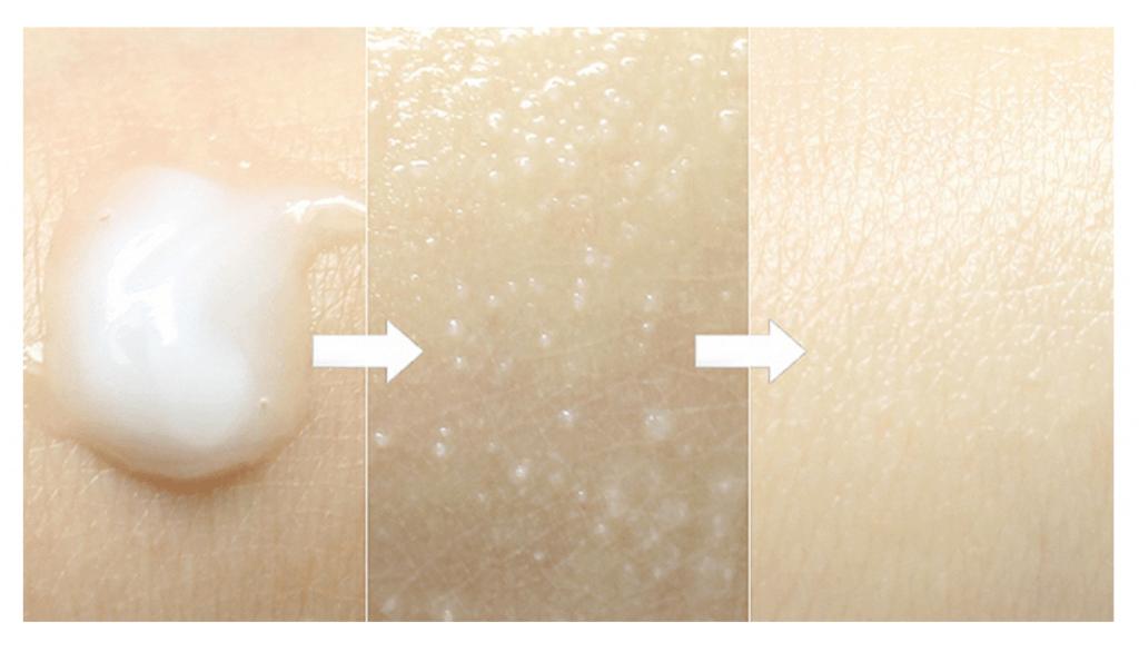 Etude House Baking Powder Crunch Pore Scrub - Состоит на 40% из мельчайших крупинок соды и за счет этого эффективно очищает поры от загрязнений, мягко отшелушивает омертвевшие частички кожи