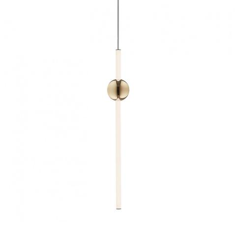 Подвесной светильник копия ORION GLOBE by Lee Broom H90 (вертикальный, белый)