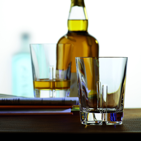 Бокал Whisky 345 мл артикул 68585. Серия Havanna