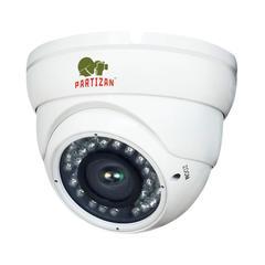 IP-камера купольная 2МП Partizan IPD-VF2MP-IR v2.1 Cloud (82033)