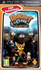 Ratchet & Clank Size Matters (PSP, английская версия, б/у)