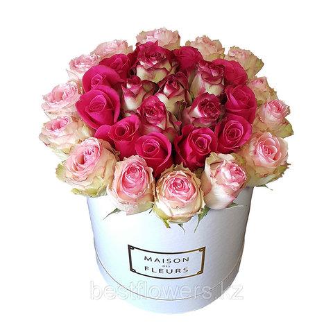 Коробка Maison Des Fleurs Микс 15-1