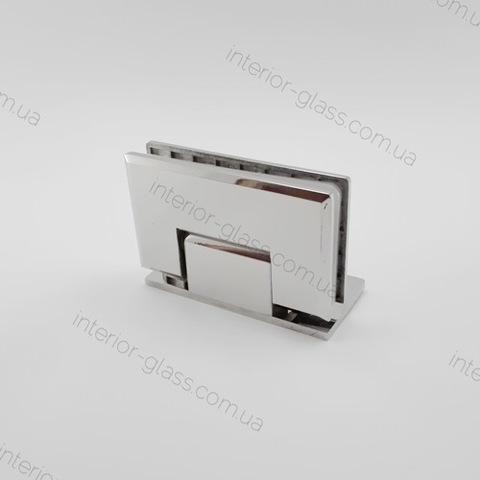 Петля для душевой кабины HDL-305 PSS нержавеющая сталь