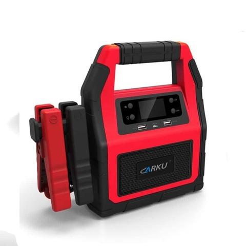 Портативное пусковое устройство CARKU HP-47/1500, 12/24V, 46800mAh