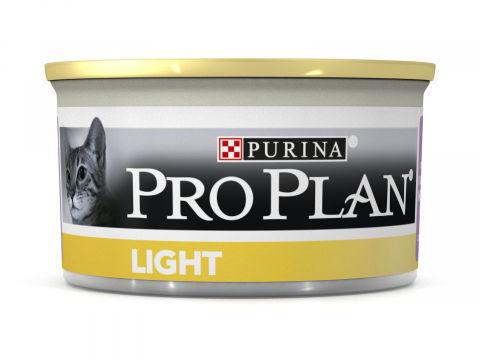 Pro Plan Конс ж/б для кошек низкокалорийный (индейка) 85 г