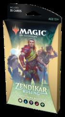 Тематический многоцветный бустер выпуска «Zendikar Rising» (английский)