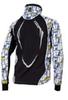 Лыжная разминочная куртка One Way - Carnic grafic унисекс