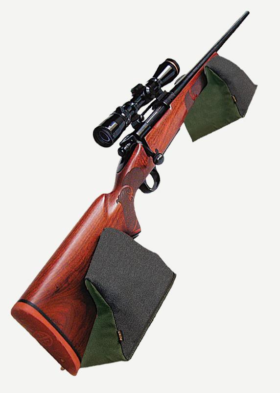 Мягкая опора для ружья