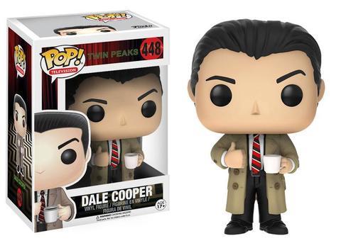 Фигурка Funko POP! Vinyl: Twin Peaks: Agent Cooper 12694