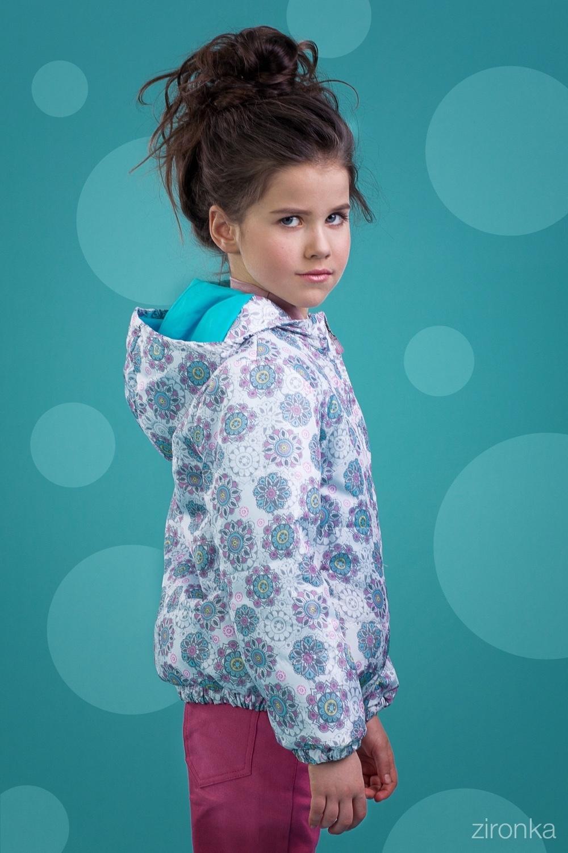 Куртка для девочки 4079-4