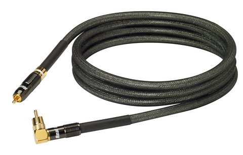 Real Cable SUB1801, 5m, кабель сабвуферный
