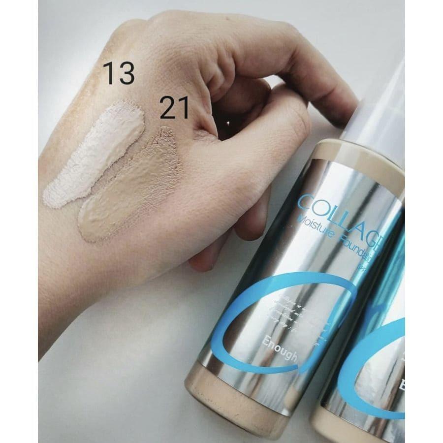 Увлажняющий тональный крем Enough Collagen Moisture Foundation SPF 15