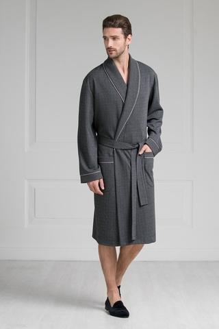 Мужской облегченный халат 30270  Laete