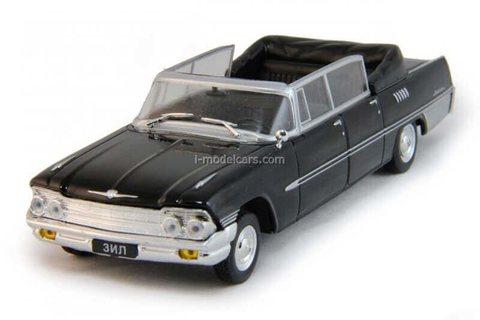 ZIL-111D 1:43 DeAgostini Auto Legends USSR #193