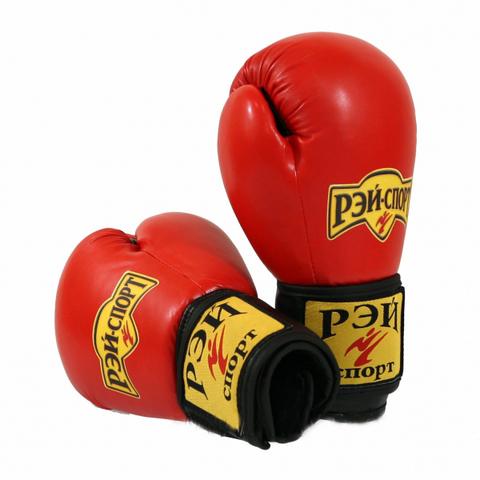 Перчатки для Бокса и Кикбоксинга АППЕРКОТ нат.кожа