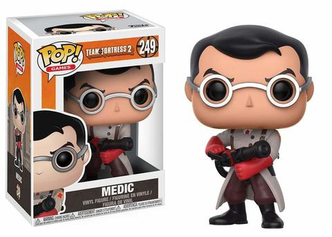 Medic Team Fortress 2 Funko Pop! Vinyl Figure || Медик