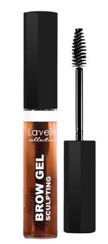 LavelleCollection Гель для фиксации бровей Brow Sculpting Gel коричневый