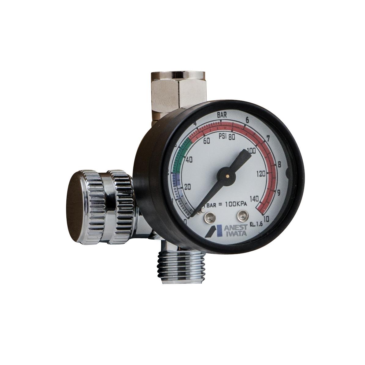 Манометры и регуляторы Регулятор давления c манометром   Impact Controller-2 w2012920700.jpg