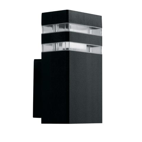 Садово-парковый светильник FERON DH0806 E27 черный