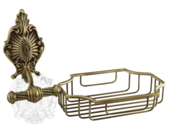 Решетка корзинка настенная Migliore Elizabetta ML.ELB-60.125