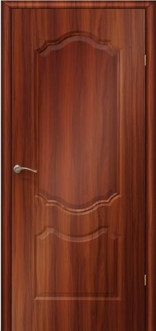 Дверь AIRON Канадка Анастасия, цвет итальянский орех, глухая