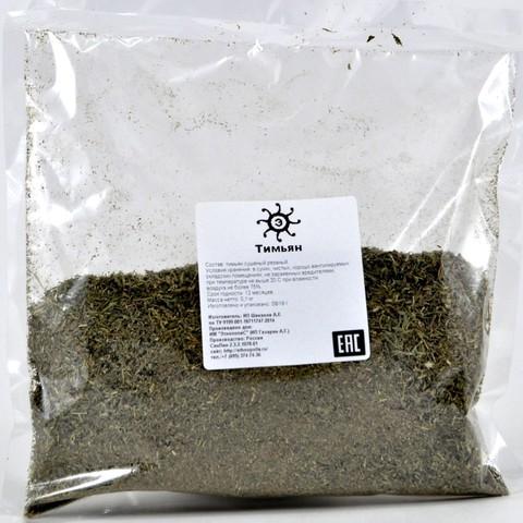 Тимьян сушеный резаный, 100г