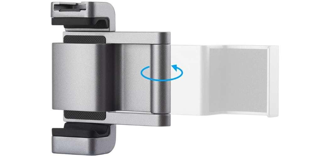 Держатель для телефона PGYTECH OSMO Pocket Phone Holder+ P-18C-029 раскрыт