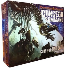 Dungeon Command: Curse of Undeath / Проклятие Нежити