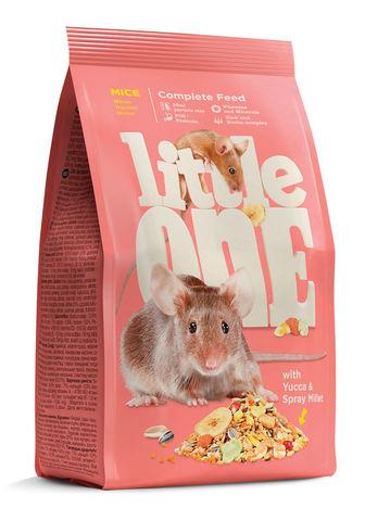 Little One корм для мышей 400 г