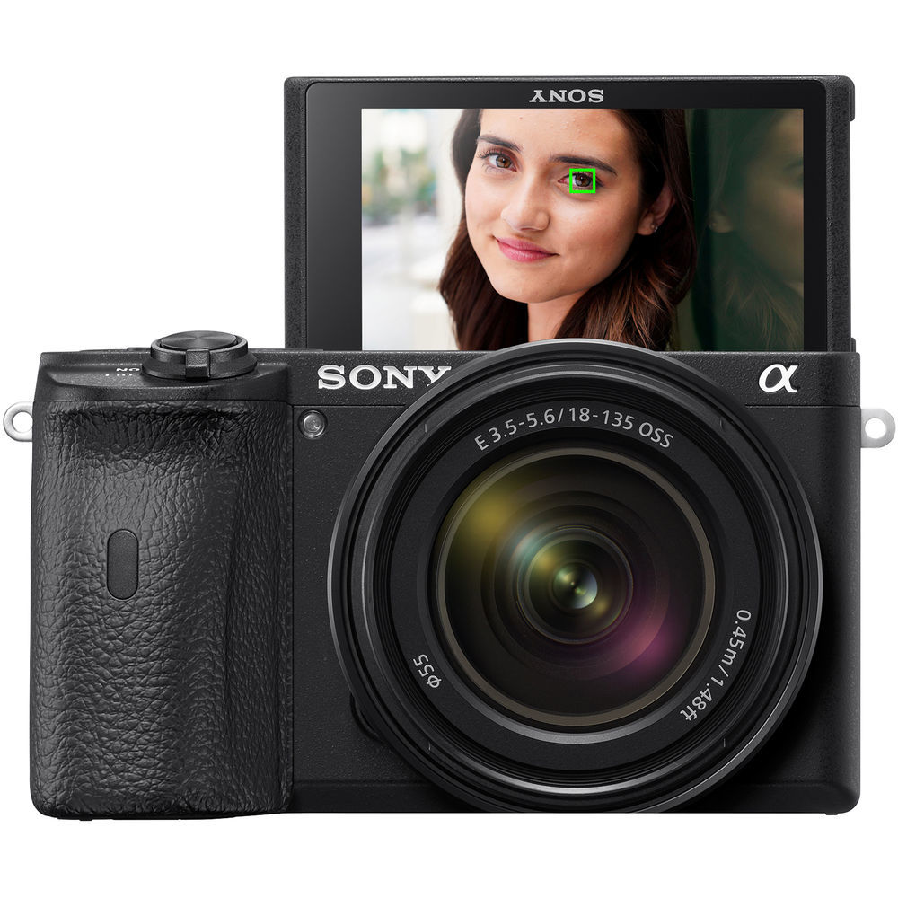 Фотоаппарат Sony ILCE-6600M купить в интернет-магазине Sony Centre Воронеж