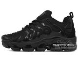 Кроссовки Мужские Nike Air Vapor Max Plus Black