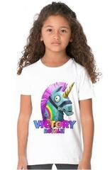 Фортнайт футболка детская Единорог в ассортименте