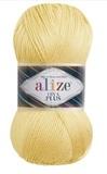 Пряжа Alize Diva Plus 509 лимон